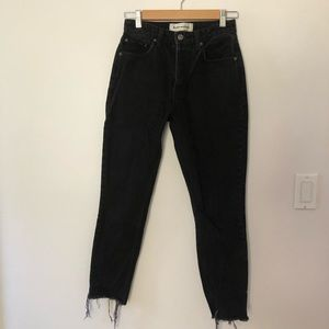 Reformation Skinny French Jean in Thames